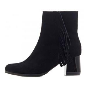 Ботинки женские Vakardi MS 21420 черный