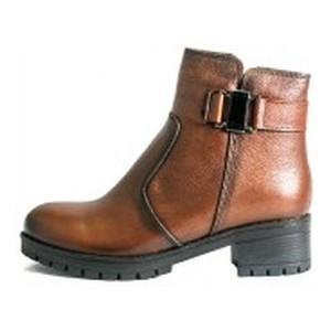 Ботинки демисезон женские Anna Lucci 16463-1 коричневые