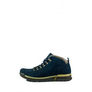 Ботинки демисезон мужские MIDA 12210-12 темно-синие