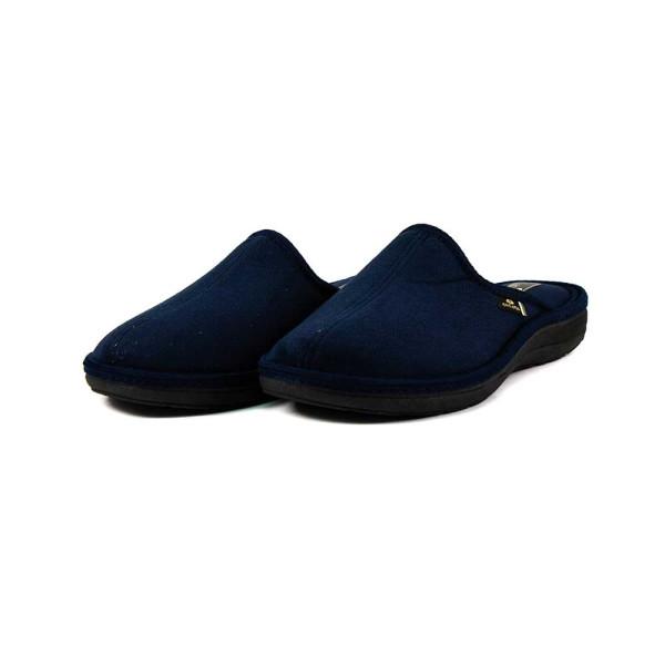 Тапочки комнатные мужские Spesita 17-783 темно-синий