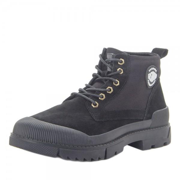 Ботинки мужские Erra MS 21830 черный