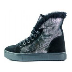 [:ru]Ботинки зимние женские MIDA 24738-53Н черно-серебряные[:uk]Черевики зимові жіночі MIDA чорний 21361[:]