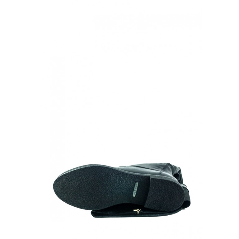 Сапоги демисезонные женские MIDA 22359-1 черные