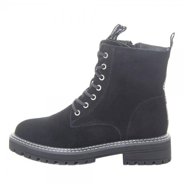 Ботинки женские Optima MS 21840 черный