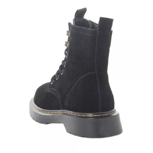 Ботинки женские Optima MS 21842 черный