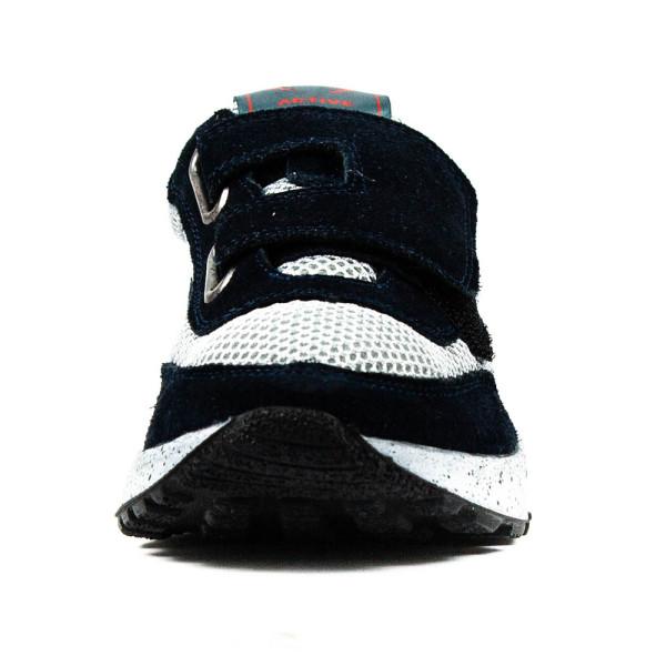 Кроссовки детские MIDA 41092-250 сине-серые