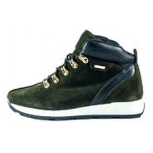 [:ru]Ботинки зимние женские MIDA 24750-240Ш зеленые[:uk]Черевики зимові жіночі MIDA зелений 21389[:]