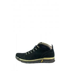 Ботинки демисезон мужские MIDA 12210-9 черные