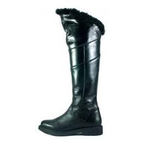 [:ru]Сапоги зимние женские MIDA 24802-1Ш черные[:uk]Чоботи зимові жіночі MIDA чорний 21379[:]