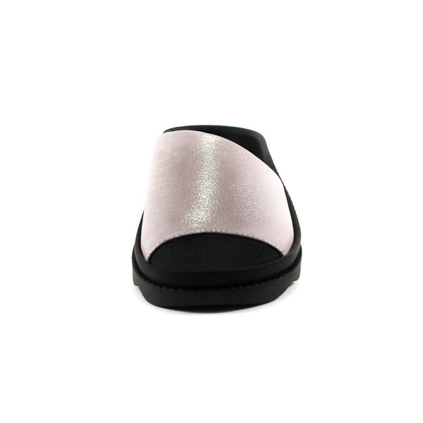 Шлепанцы женские Teona 148 розовый глянец
