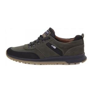 Туфли мужские Konors MS 21485 зеленый