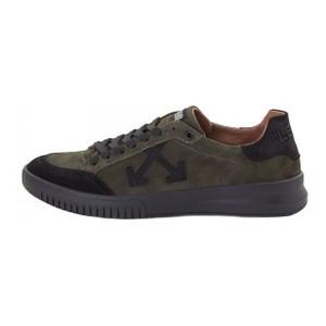 Туфли мужские Konors MS 21486 зеленый