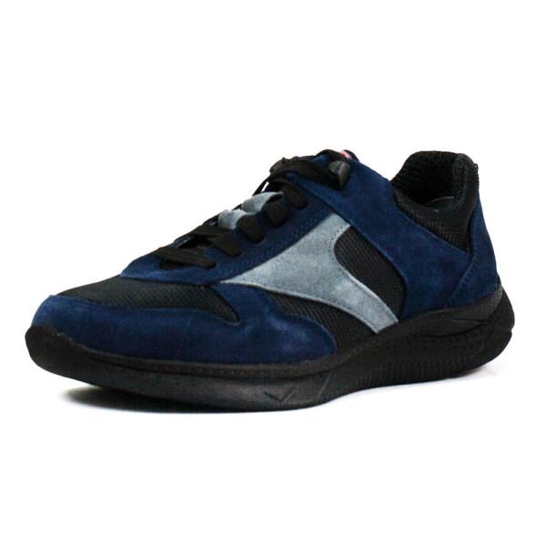 Кроссовки мужские MIDA 110568-250 черно-синие
