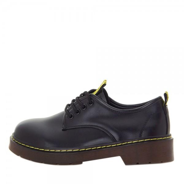 Туфли женские Erra MS 21877 черный