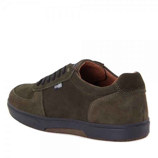 Туфли мужские Konors MS 21490 зеленый