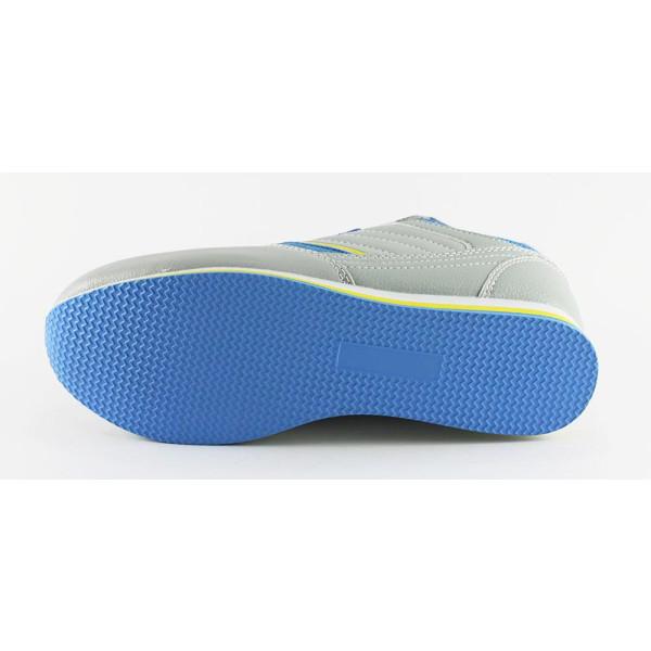 Кроссовки женские Restime PWO14296 серо-синий