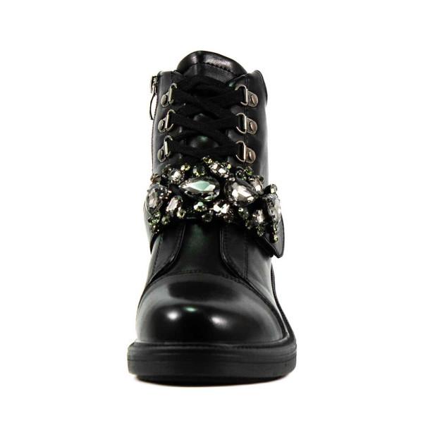 Ботинки демисезон женские Sopra D17-60617 черные
