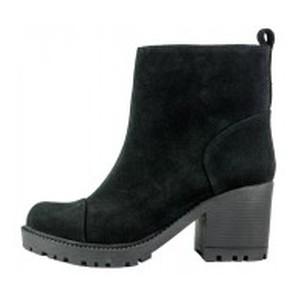 Ботинки демисезон женские CRISMA 1723В-STL0524-1 черные