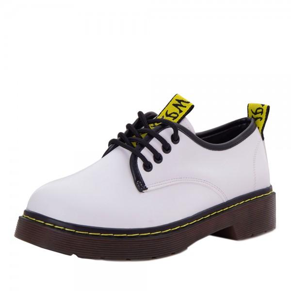 Туфли женские Erra MS 21886 белый