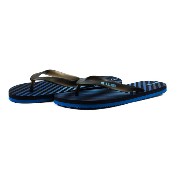 Шлепанцы мужские Bitis 8182-Е черно-синие