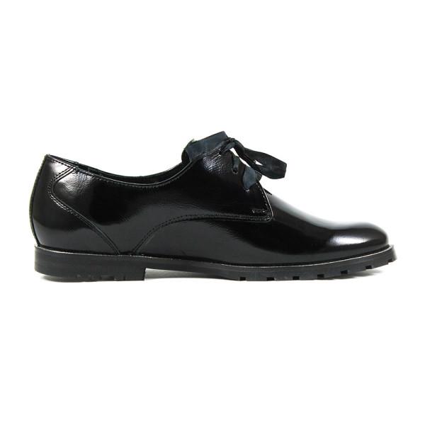 Туфли женские MIDA 21796-134 черный лак