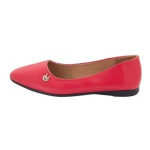 Балетки женские Optima MS 21511 красный