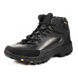 Ботинки зимние мужские Restime PGZ14422 черные