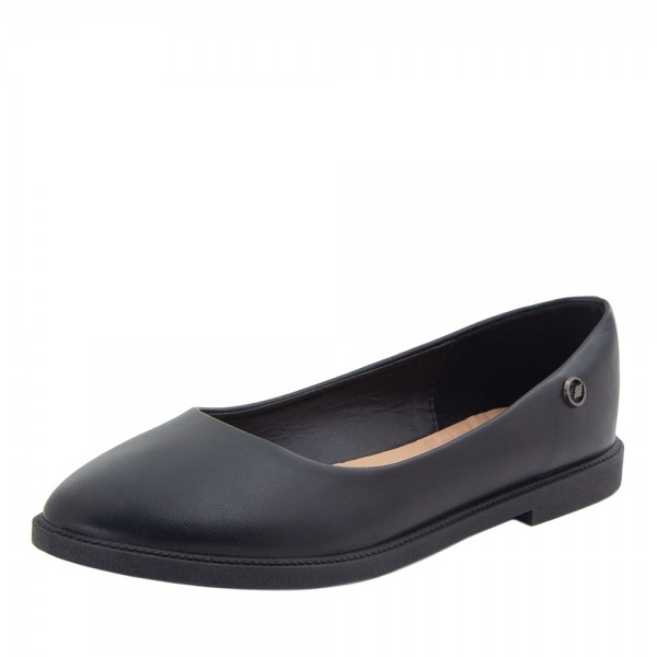 Балетки женские Optima MS 21516 черный