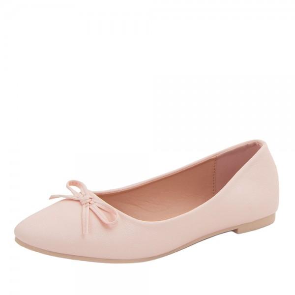 Балетки женские Optima MS 21519 розовый
