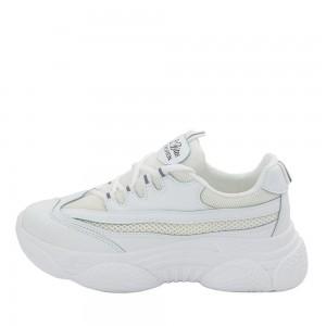 Сникерсы женские Standart MS 21521 белый