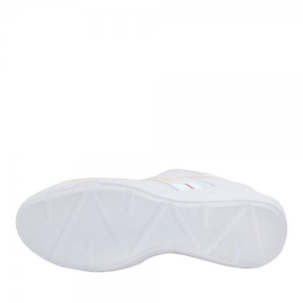 Сникерсы женские Gloria MS 21527 белый