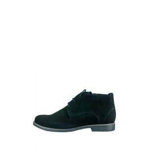 Ботинки демисезон мужские MIDA 12185-9 черные