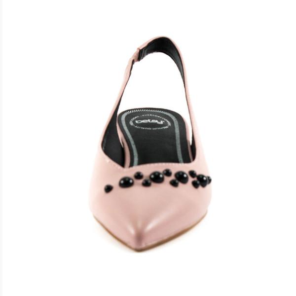 Босоножки женские Betsy 997038-01-03 темно-розовые