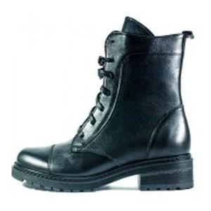 Ботинки демисезон женские MIDA 22447-1 черные
