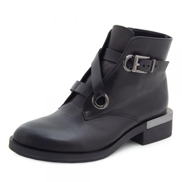Ботинки женские Tomfrie MS 21532 черный