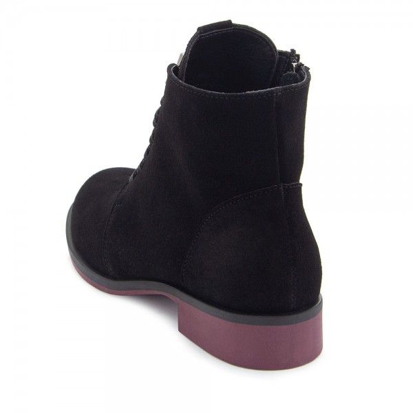 Ботинки женские Tomfrie MS 21533 черный