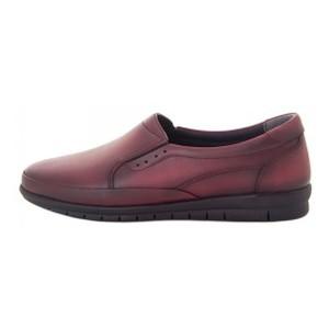 Туфли женские REYNA MS 21922 бардовый