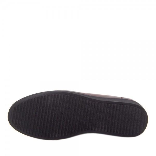 Туфли женские Brenda MS 21923 бардовый