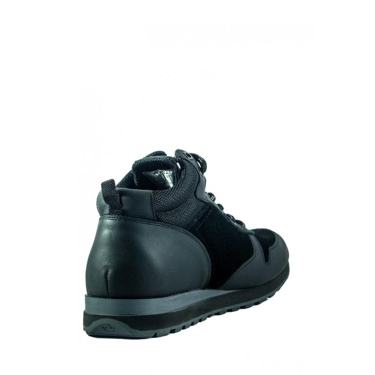 Ботинки демисезон мужские MIDA 12311-249 черные