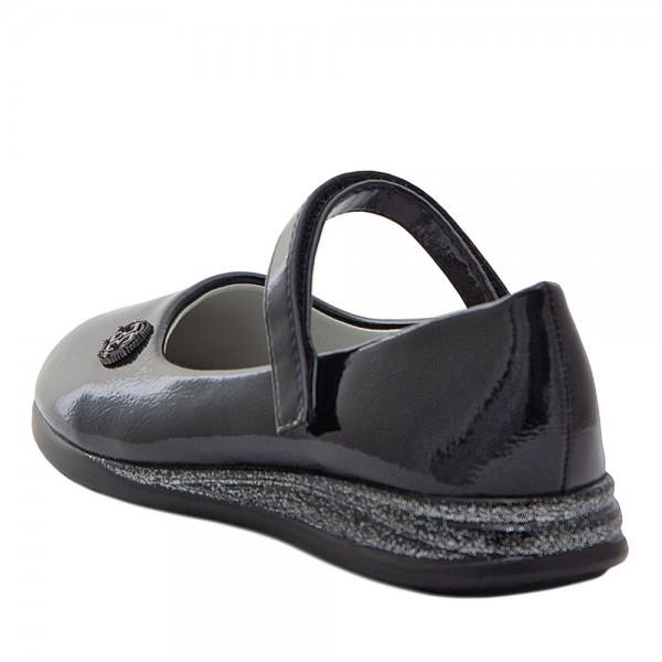 Туфли для девочек Optima MS 21550 синий