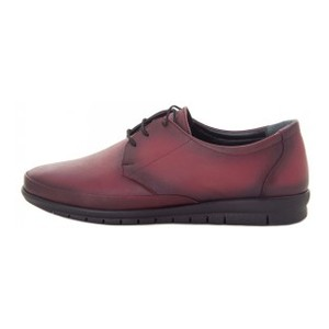 Туфли женские REYNA MS 21924 бардовый
