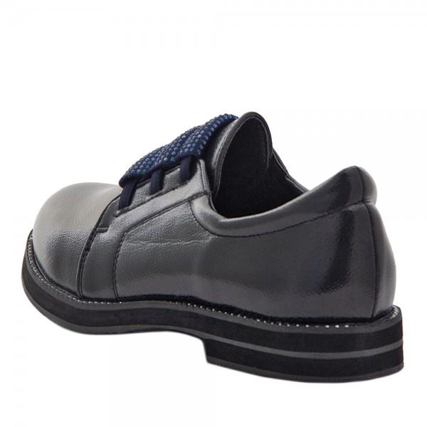 Туфли детские Optima MS 21558 синий