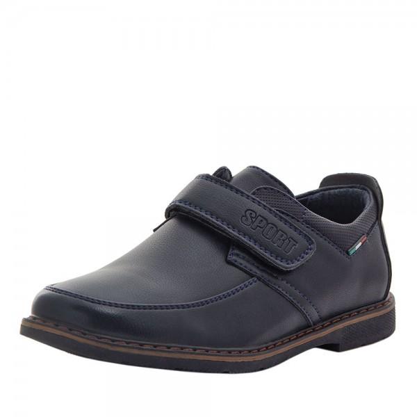 Туфли мужские Optima MS 21571 синий