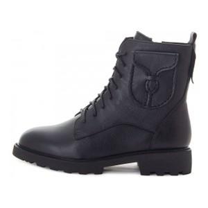 Ботинки женские Tomfrie MS 21662 черный