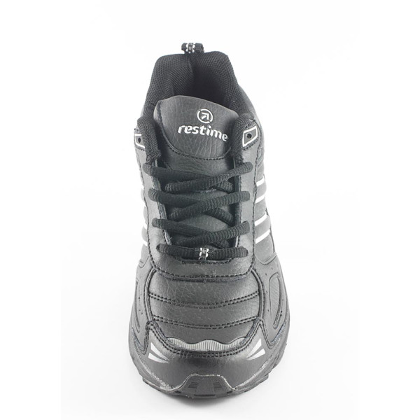Кроссовки женские Restime PWO12294 черный
