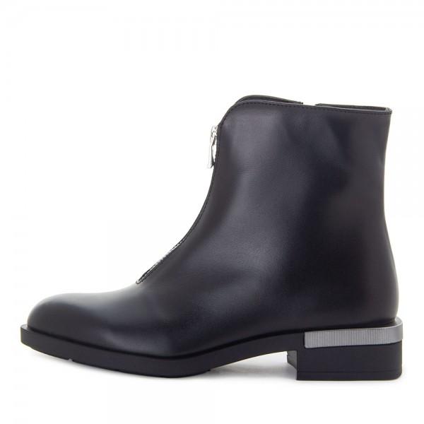 Ботинки женские Milli Gold MS 21664 черный