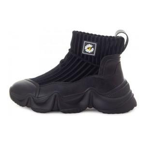 Ботинки женские Tomfrie MS 21668 черный