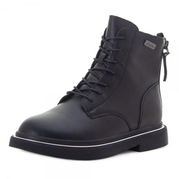 Ботинки женские Tomfrie MS 21672 черный