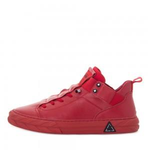 Туфли мужские Tomfrie MS 21679 красный
