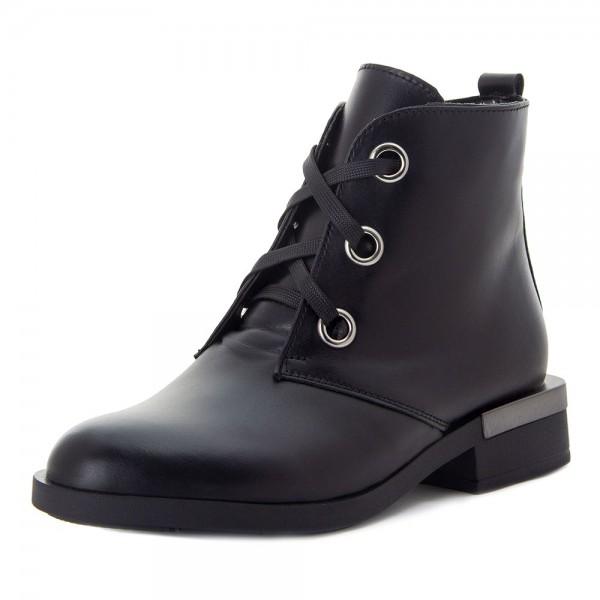 Ботинки женские Milli Gold MS 21681 черный